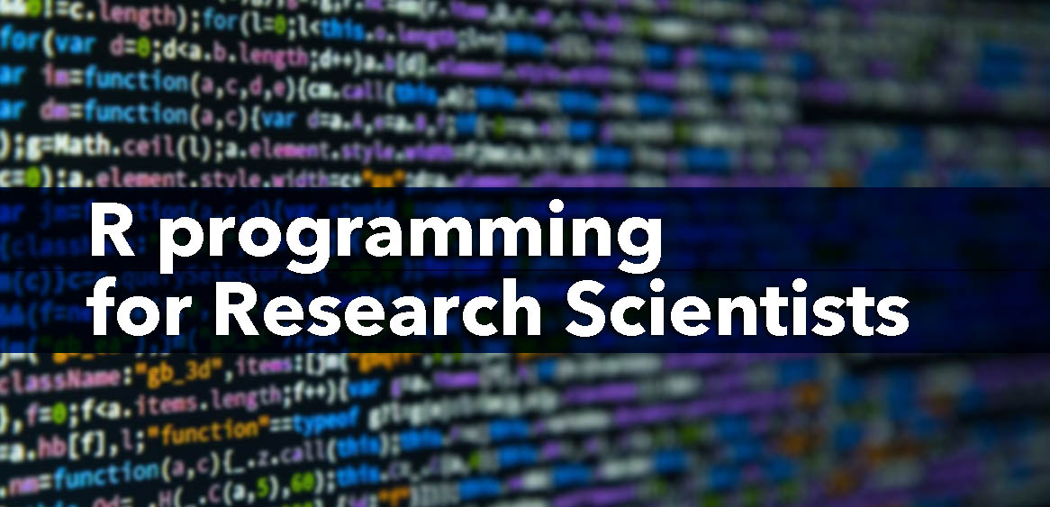 R Programming – Bio-Trac Biotechnology Training