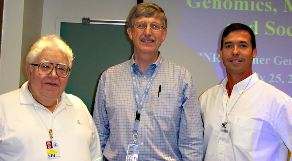 Bio-Trac Biotechnology NIH Dr. Francis Collins