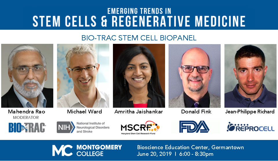 Bio-Trac® Stem Cells BioPanel & Networking Event Recap - Bio-Trac®